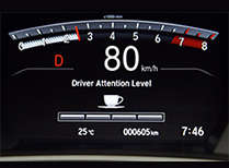 Driver Attention Monitor - Alerts you with sound and vibration when it detects low level of alertness