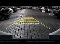 Rear View Camera with Dynamic Guidelines - Gives you a comprehensive view of what's behind