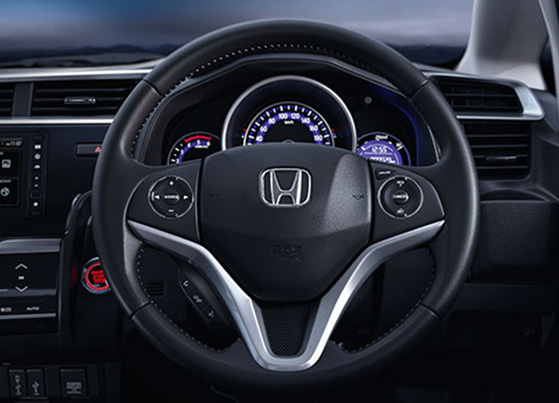 Action Packed Steering Wheel (Audio, Voice, Handfree & Cruise Control Switches)