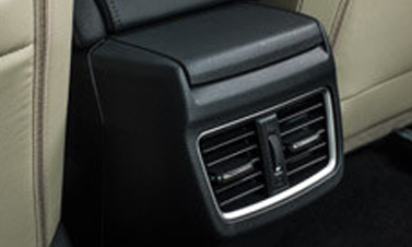 REAR AC VENTS